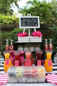 Top 20 Bridal Shower Ideas Shell Love | Themed bridal ...