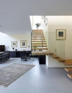 Stairways also villa in dormagen by falke architekten interiors pinterest rh