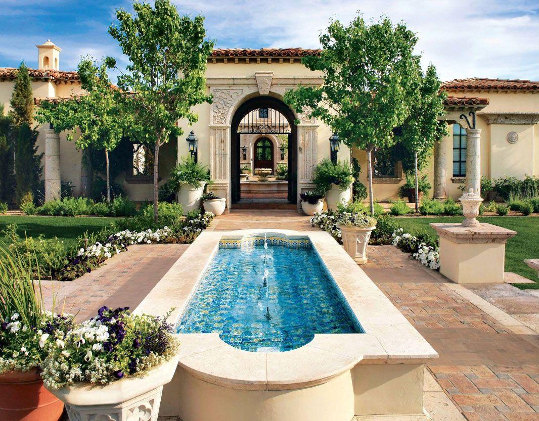 Timeless Patios Luxury Homes Mediterranean Homes Residential