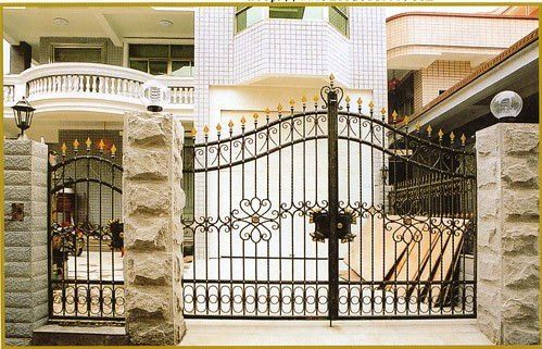 Small House Gate Design ChandraBhanPrasad Com