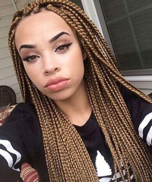 Braid Hairstyles For Black Women 2 Braid Hairstyles Pinterest