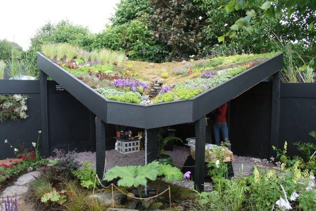 Garden Roof Crossrail Roof Garden Case Studies Landscape