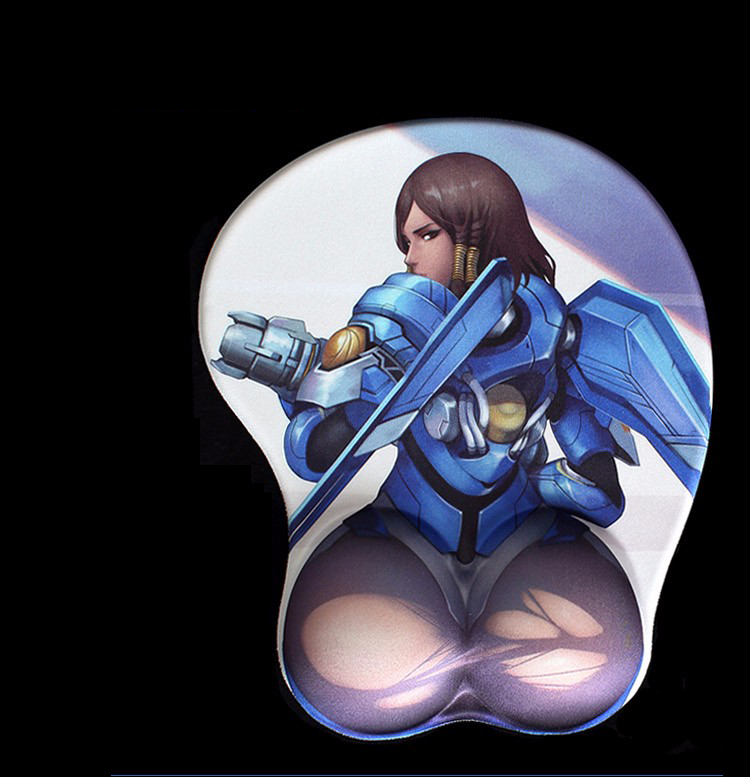 Overwatch Pharah 3D Mouse Pad 6499 Essentials