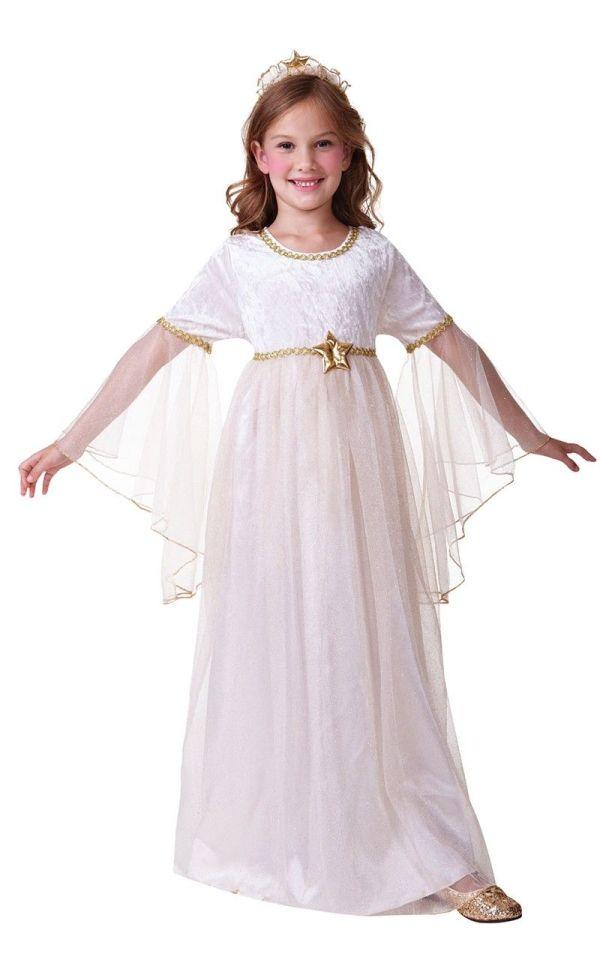 Child Angel Costume Style Kid