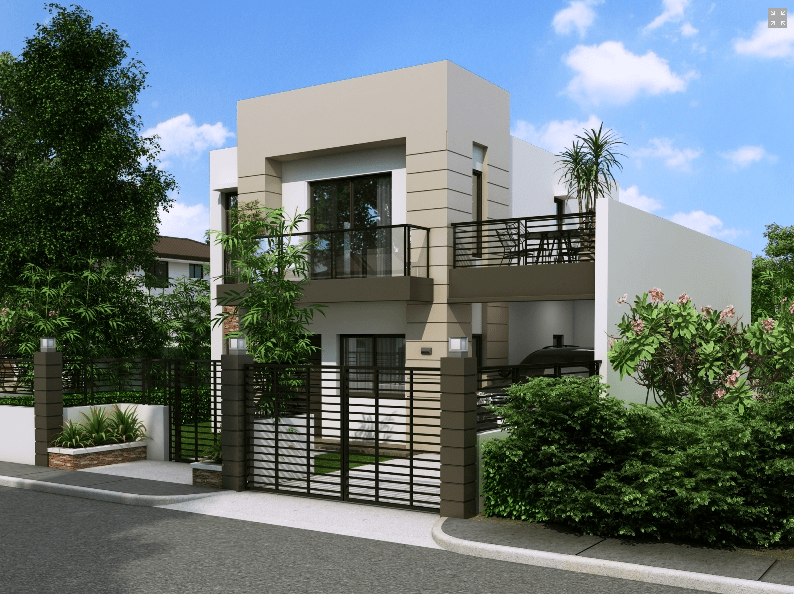 House Design Small Lot Area Philippines – House Design Ideas