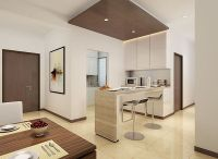 half open concept kitchen, newly introduced by hdb   HDB ...