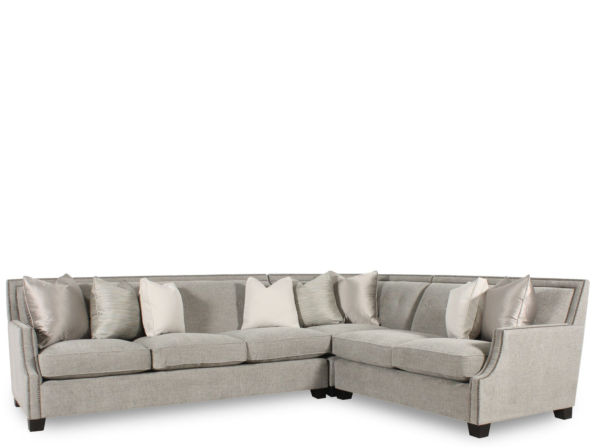 bernhardt brae sectional sofa haverty sofas interiors franco three piece family