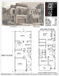 narrow urban home plans small narrow lot city house plan