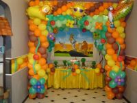 Lion King Baby Shower Decorations | the lion king kids ...