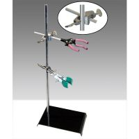 Lab Ring Stand with Clamps Kit   Laboratory Clamps ...