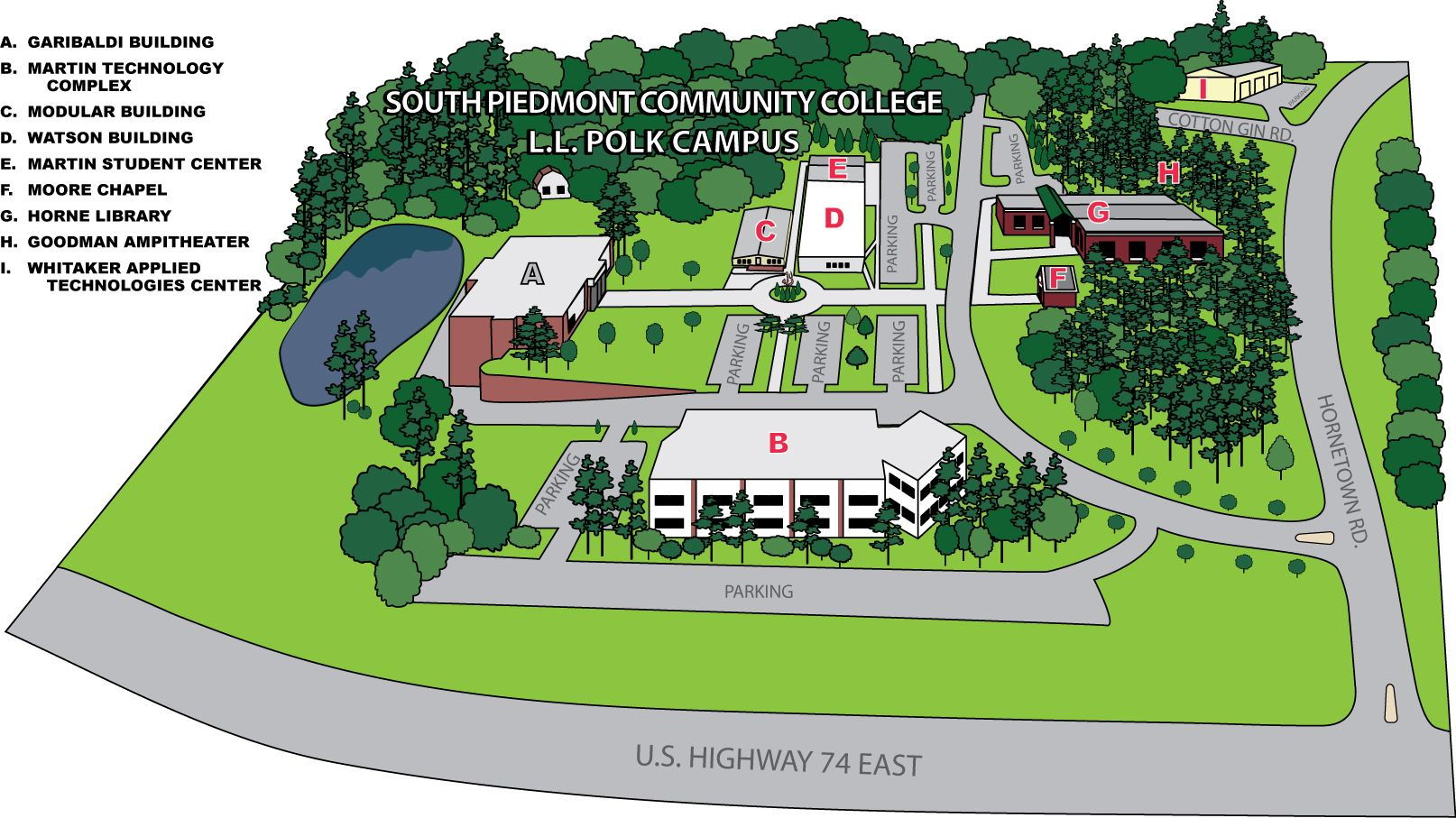 Polk State College Campus Map.Polk State College Campus Map Www Topsimages Com