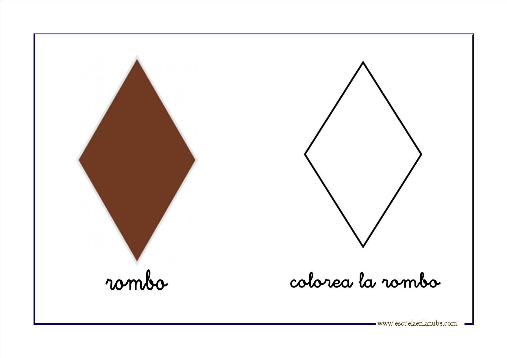 Figuras Geometricas Para Repasar En Infantil Y Primaria