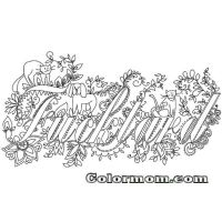 The Swear word Coloring book went viral....now you can get ...