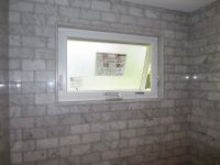 bathroom remodeling ideas with window over tub shower