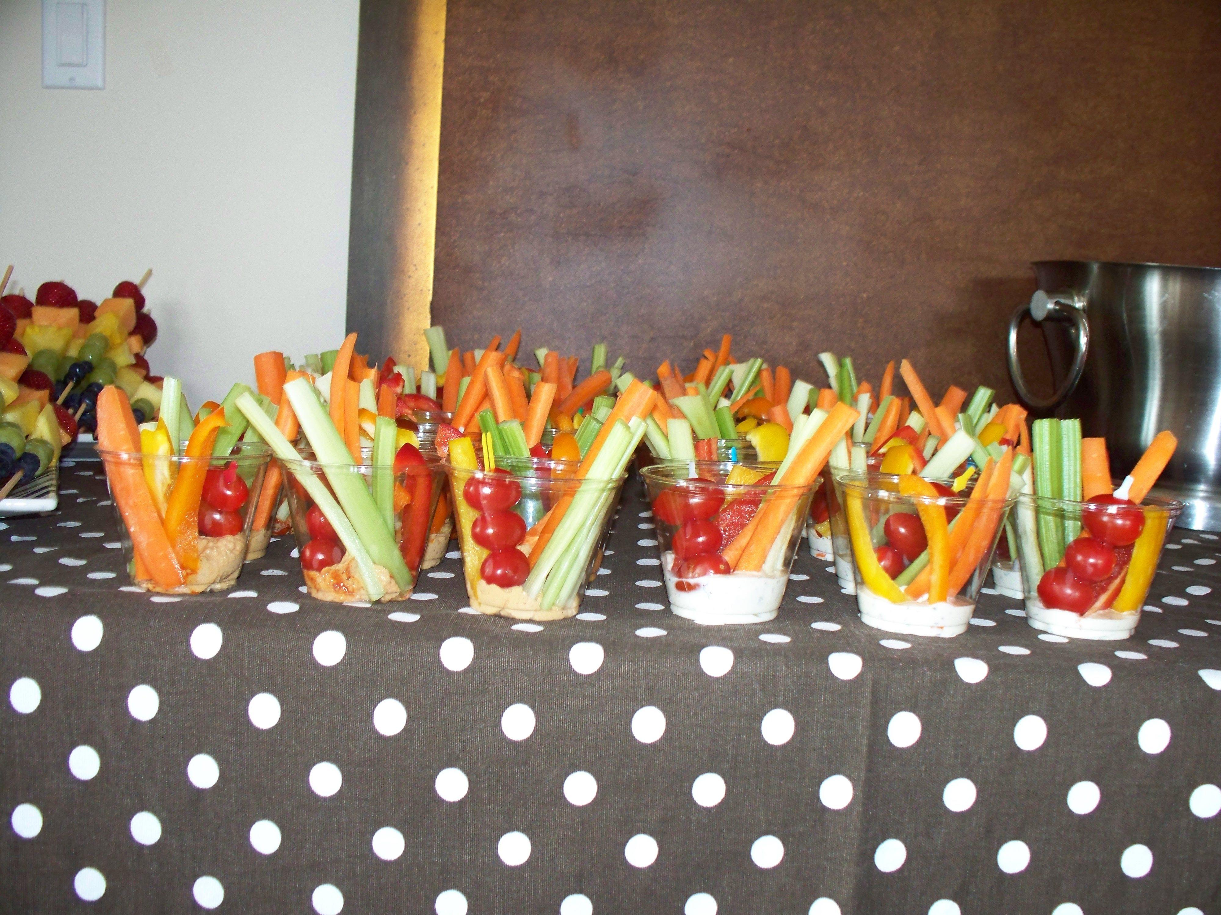 Country Wedding Reception Food Ideas