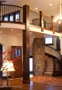 More ideas for stairs with an open floor plan. Loving the ...