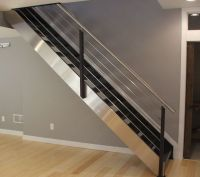 Decorating Inviting Modern Stair Railings Styles - http ...