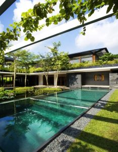The cluny house by guz architects also and swimming pools rh pinterest