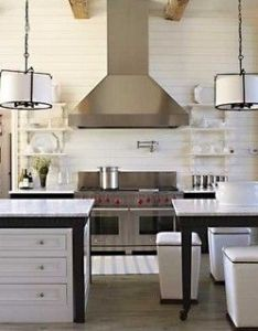 Simple kitchen designs on design with island bar and open shelves also rh pinterest