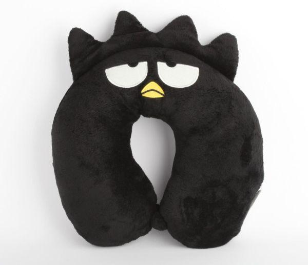 Badtz-maru Travel Pillow Face Sanrio