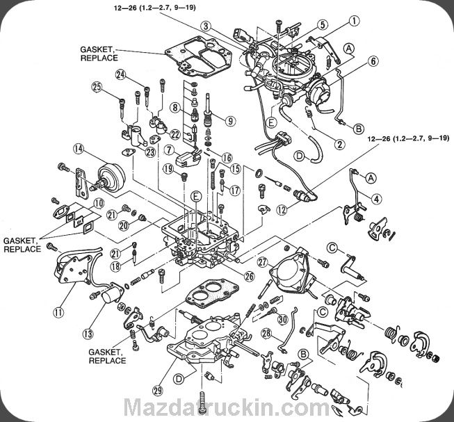 Ak 47 How Works Diagram