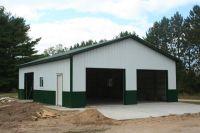 pole barn garage   My 30x40 Pole Barn Garage pics - The ...