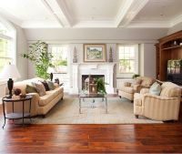 Cherry Wood Flooring - Wood Flooring Living Room ...