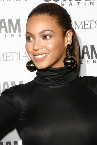 Beyonce's Sleek Sexy Tight Ponytail Hairstyle Hairstyles I Like