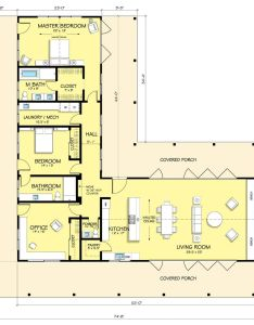 Ranch style house plan beds baths sq ft  shaped floor plans also rh pinterest