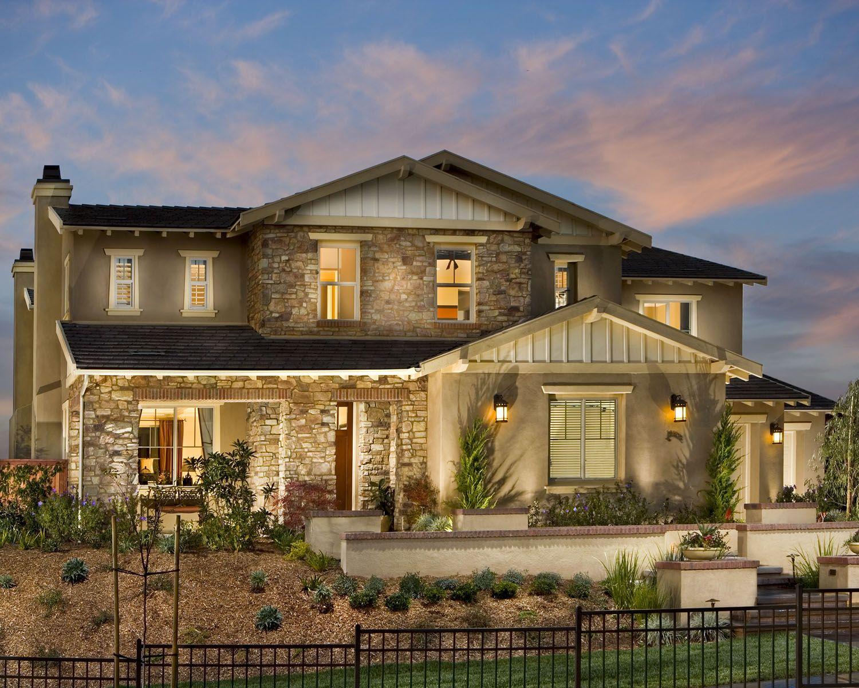 Contemporary Home Exterior Design Ideas Big Houses House And