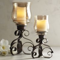 Corinne Hurricane Candle Holders | *Home & Garden ...