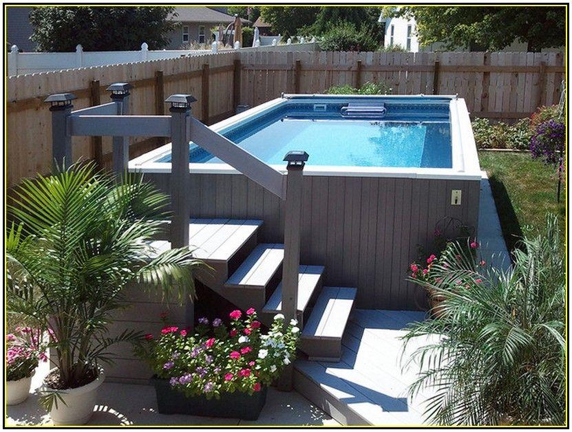 Above+Ground+Pool+Landscape+Designs
