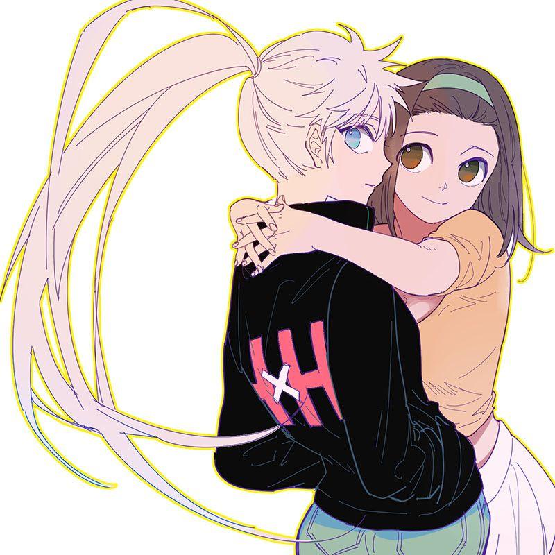 Hunter X Hunter Killua Girlfriend
