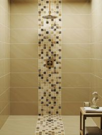 Bathroom:Stone Ceramic Floor Ceramic Wall Applying Color ...
