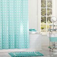 Tiffany Blue Bathroom Shower Curtain | Curtain Menzilperde.Net