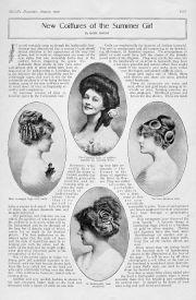 1910 summer hairstyles vintage