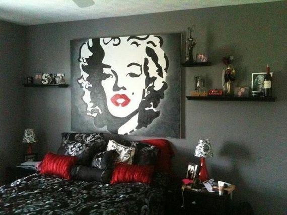 Marilyn Monroe Bedroom Ideas