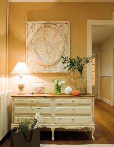 My inner landscape casatreschic also diez ideas de decoracion para preparar tu recibidor este otono rh pinterest
