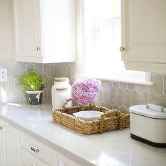 Pink Countertops Kitchen Built In Table Remodel Quartz Interior Design