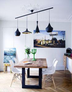 Des idees pour la salle  manger also salons luster and tables rh pinterest