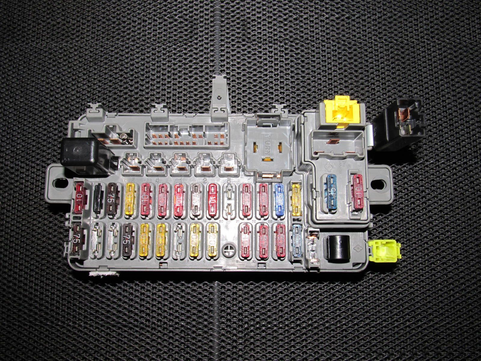 97 civic fuse box diagram nissan x trail t31 stereo wiring 93 94 95 96 honda del sol oem interior