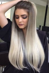 60 Most Popular Ideas for Blonde Ombre Hair Color