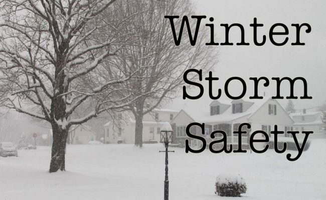 How To Prepare For Winter Storms And Extreme Cold