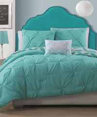 Geneva Home Fashions Turquoise Stella Comforter Set ...