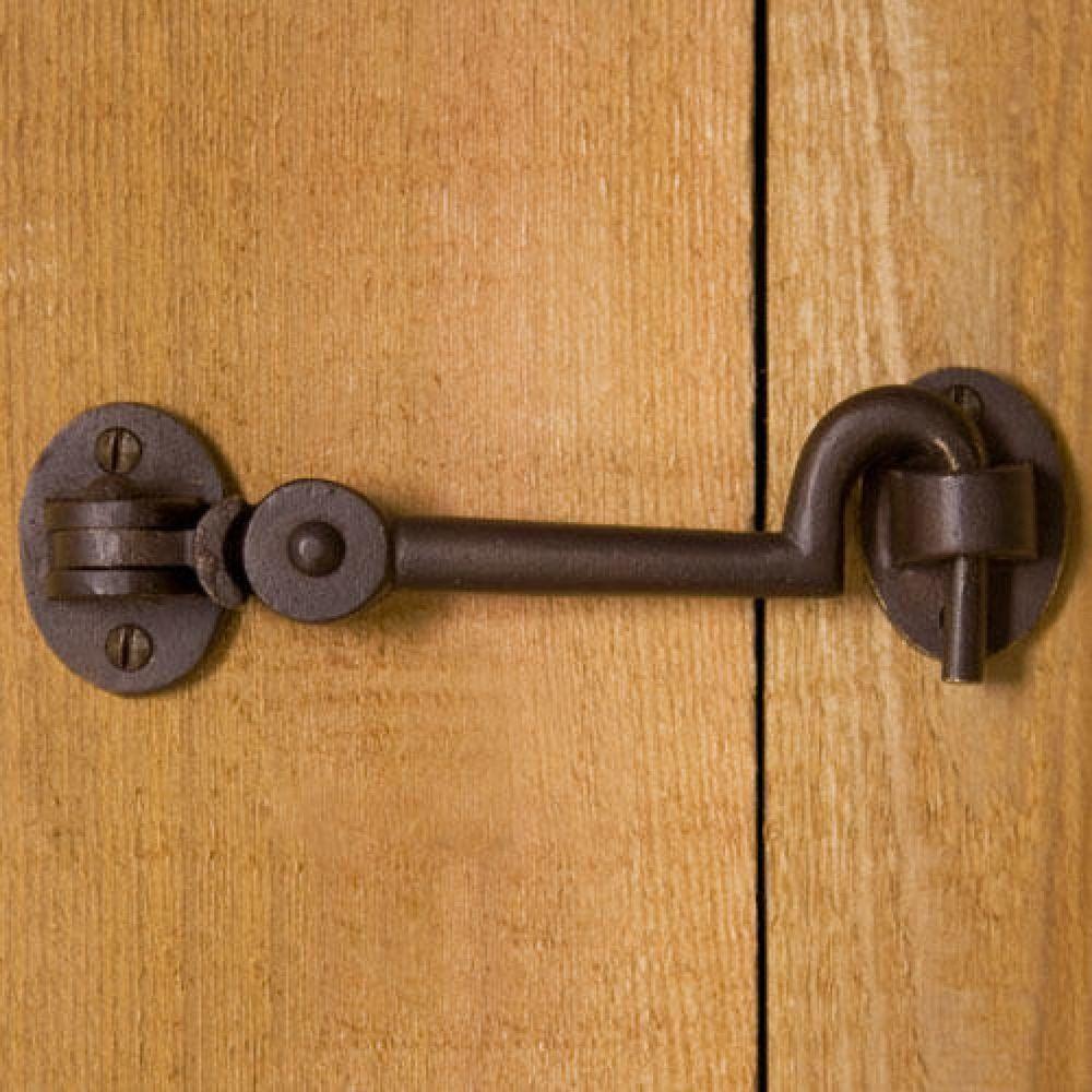 Simple Barn Door Lock