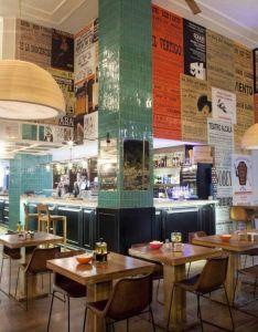 Casa mono un restaurante todo en uno madrid con la firma de lzaro rosa also rh pinterest
