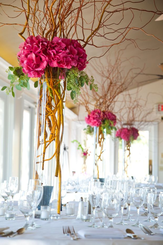 Table Centerpieces With Branches Home Design Ideas