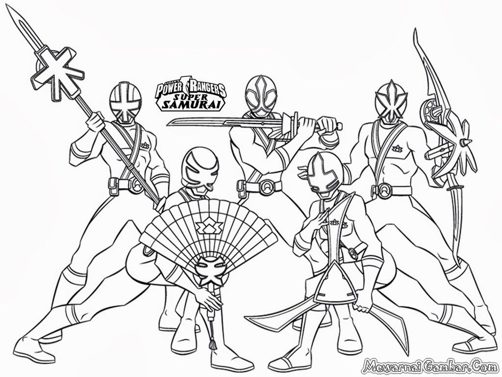 Red Power Ranger Coloring Pages Love Pictures