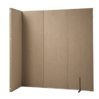 VersiFold Portable Acoustical Room Divider / Studio ...