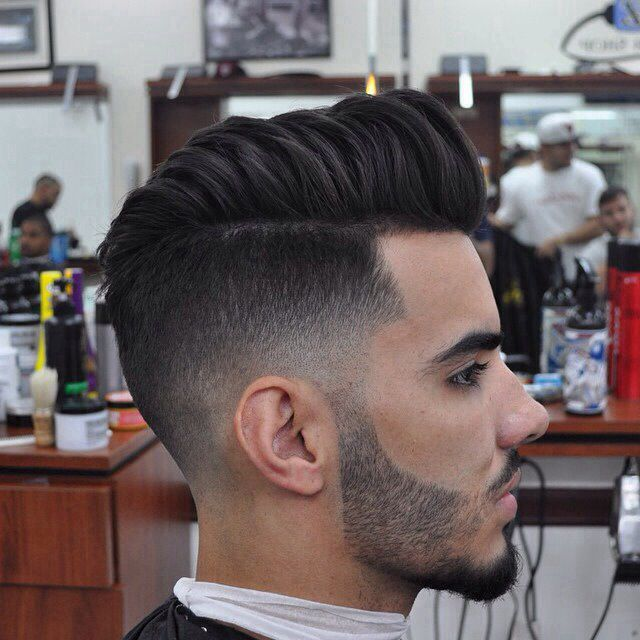 Fresh Out The Barbershop Hairstyles Men Hair Men's Hairstyle